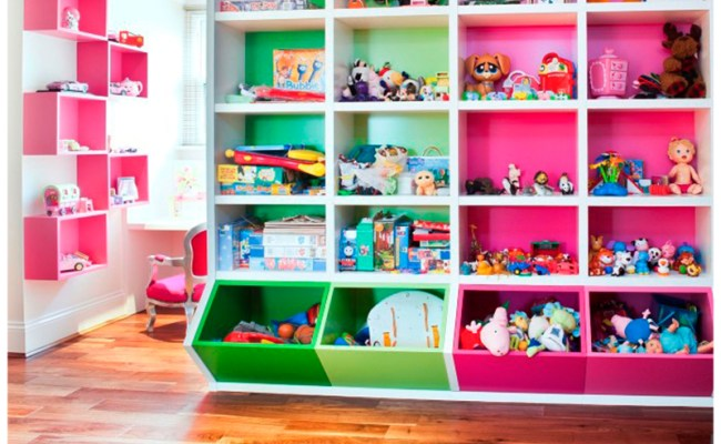 44 Best Toy Storage Ideas That Kids Will Love In 2020