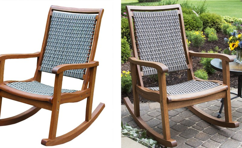 Superb Resin Rocker Chair Beauty Within Clinic Ibusinesslaw Wood Chair Design Ideas Ibusinesslaworg