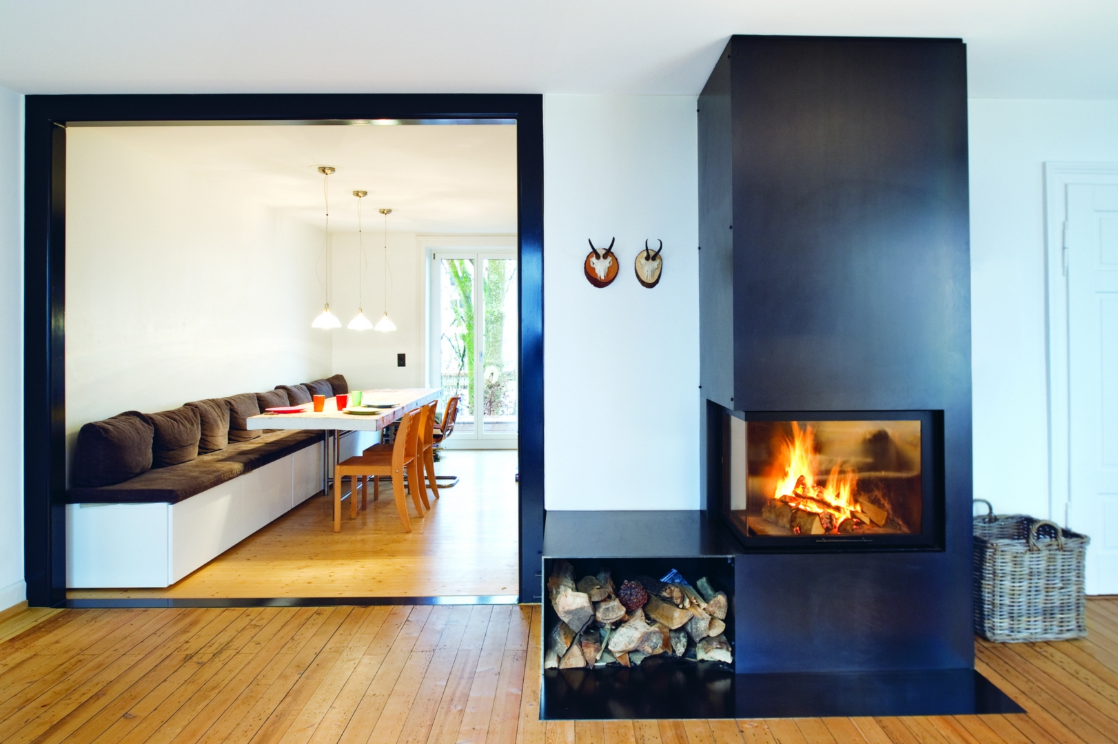 50 Best Modern Fireplace Designs and Ideas for 2019