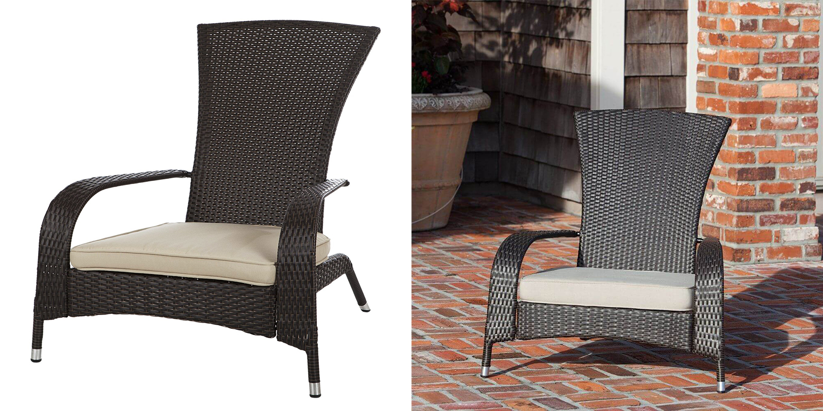Wicker Adirondack Chair 25 Best Patio Chairs To Buy Right Now