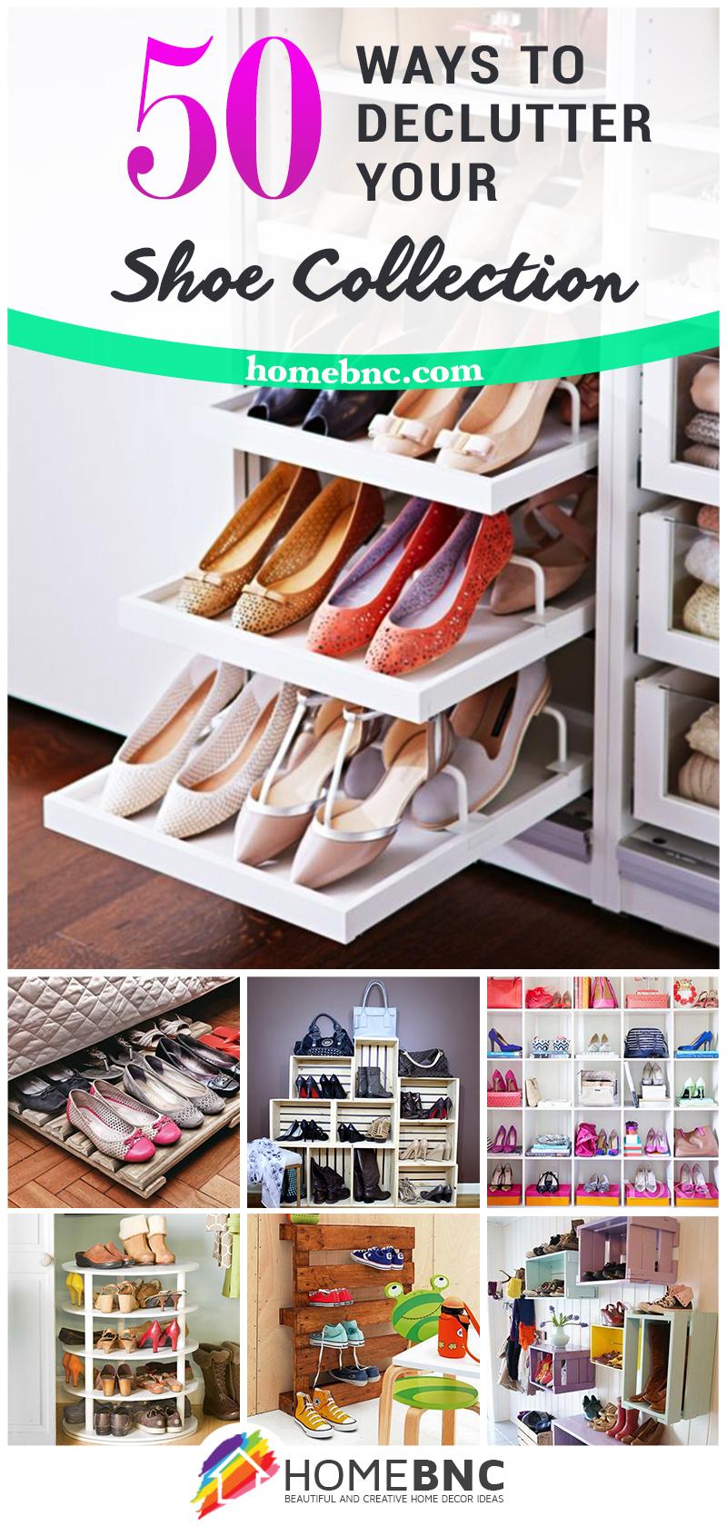 50 best shoe storage ideas for 2021