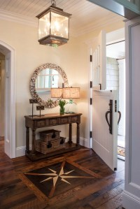 27 Best Rustic Entryway Decorating Ideas and Designs for 2018