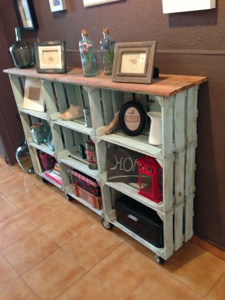 26 best diy wood crate projects and