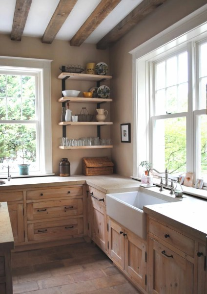 rustic farmhouse country kitchen 23 Best Rustic Country Kitchen Design Ideas and