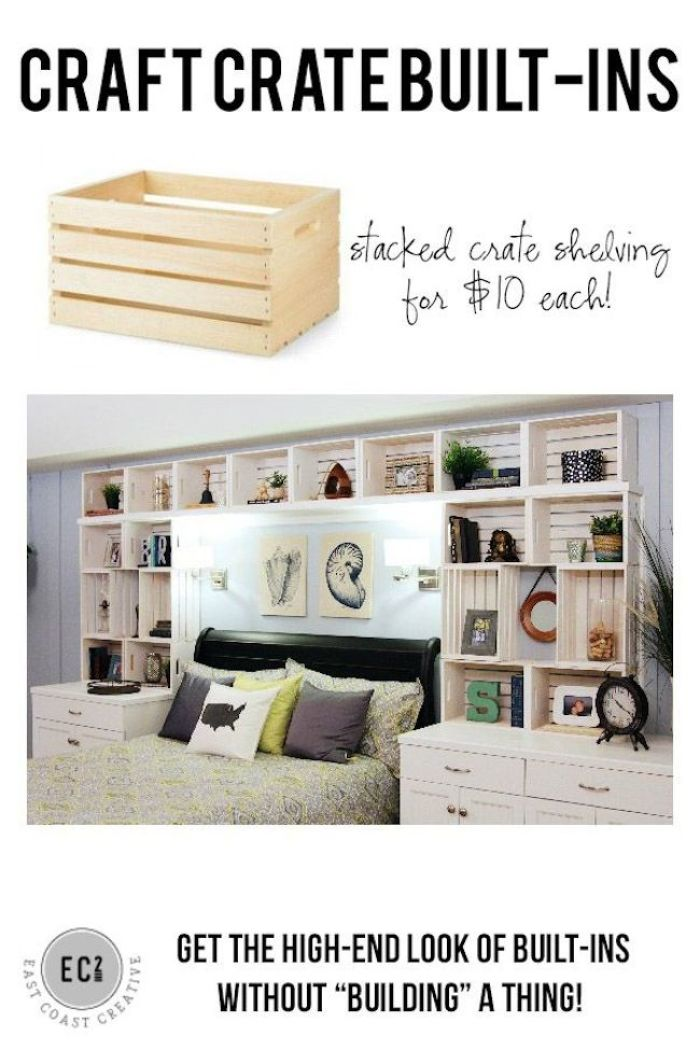 Best DIY Wood Crate Projects