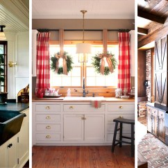 Kitchen Design Ideas Images Carts Target 23 Best Rustic Country And Decorations For 2019 To Jump Start Your Next Remodel