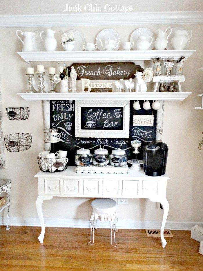 Best Coffee Station n Bar Ideas