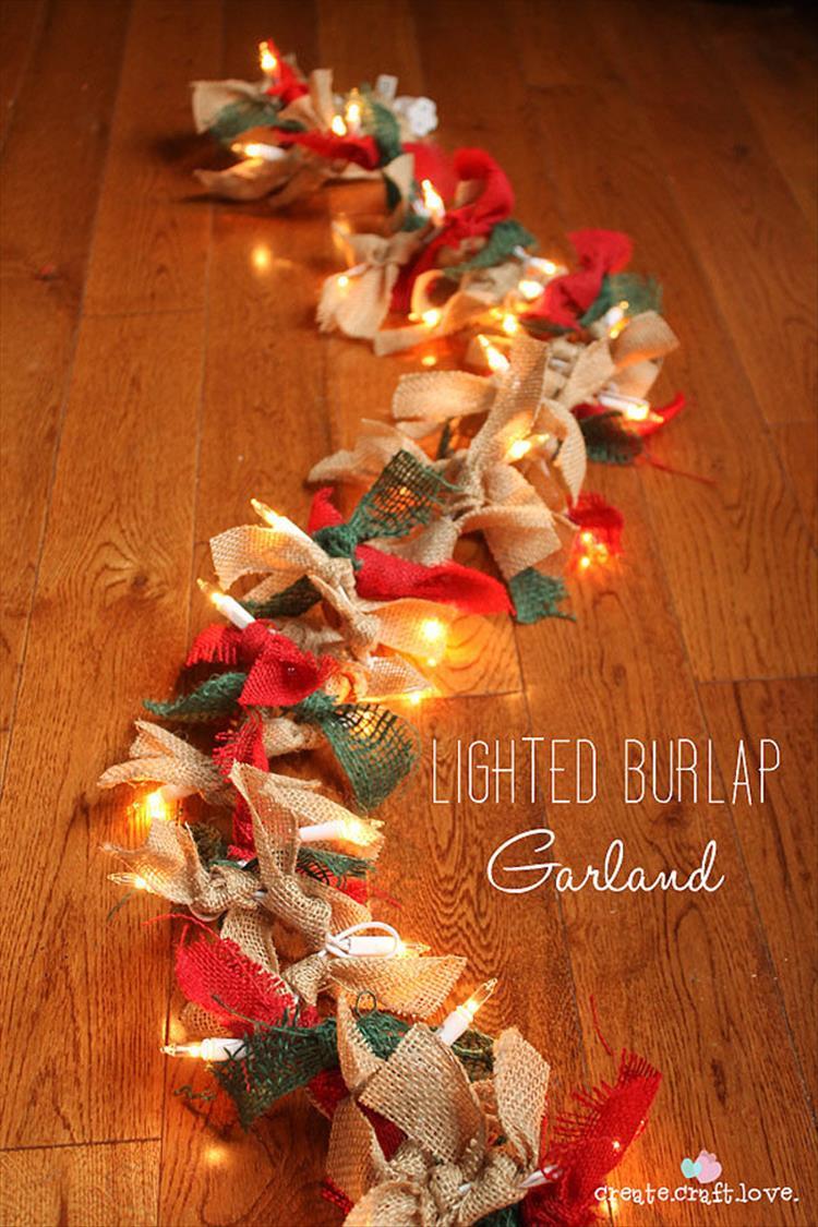 Ideas Christmas Decorating Diy