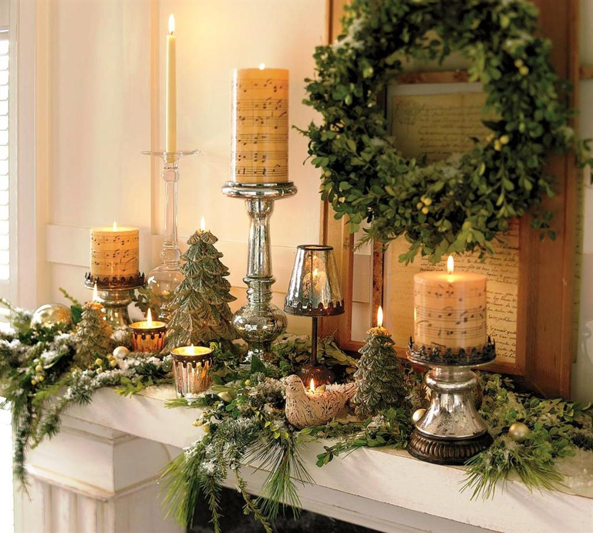 50 Best Indoor Decoration Ideas For Christmas In 2020