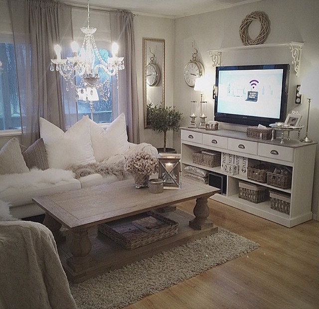 rustic elegant living room designs sets sale 27 best chic ideas and for 2019 fluffy chandelier