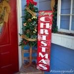 50 Best Christmas Porch Decoration Ideas For 2020