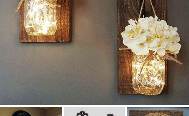 27 Best Rustic Wall Decor Ideas And Designs For 2020