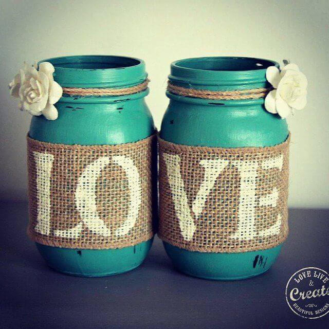 44 Best DIY Mason Jar Crafts Ideas and Designs for 2019
