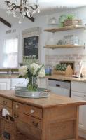 38 Best Farmhouse Kitchen Decor and Design Ideas for 2020