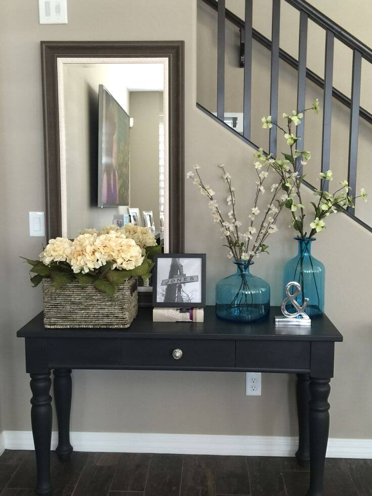 37 Best Entry Table Ideas Decorations And Designs For 2018