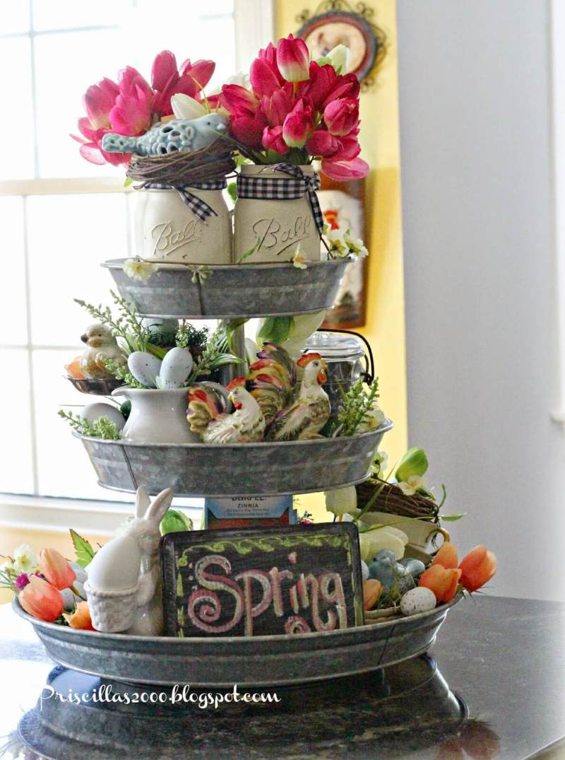 spring decorating ideas 2017