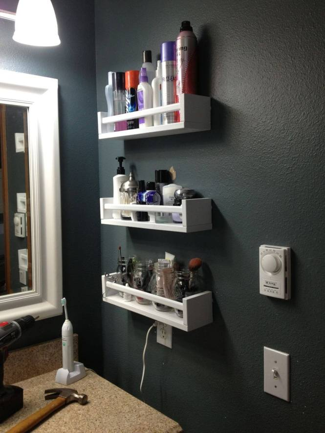 60 Best Small Bathroom Storage Ideas