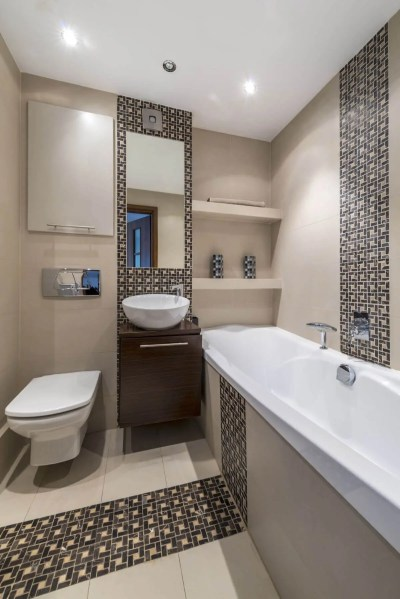 tiny bathroom remodel idea 32 Best Small Bathroom Design Ideas and Decorations for 2019