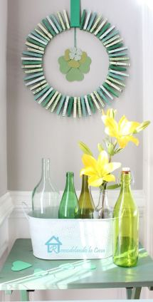 Diy St. Patrick' Day Decorations And Ideas 2019