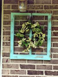 25 Best Repurposed Old Window Ideas and Designs for 2018