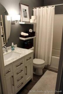 Small Bathroom Design Ideas And Decorations 2019