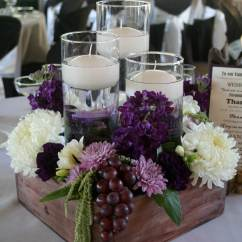 Grapes And Wine Kitchen Decor Best Shoes For Working In A 25 Rustic Wooden Box Centerpiece Ideas Designs ...