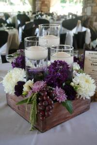 25 Best Rustic Wooden Box Centerpiece Ideas and Designs ...