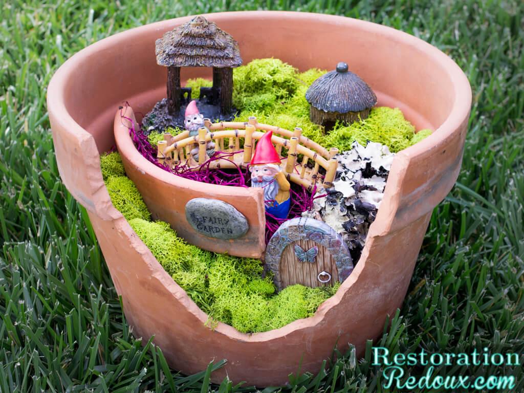 29 Best DIY Garden Crafts (Ideas And Designs) For 2019