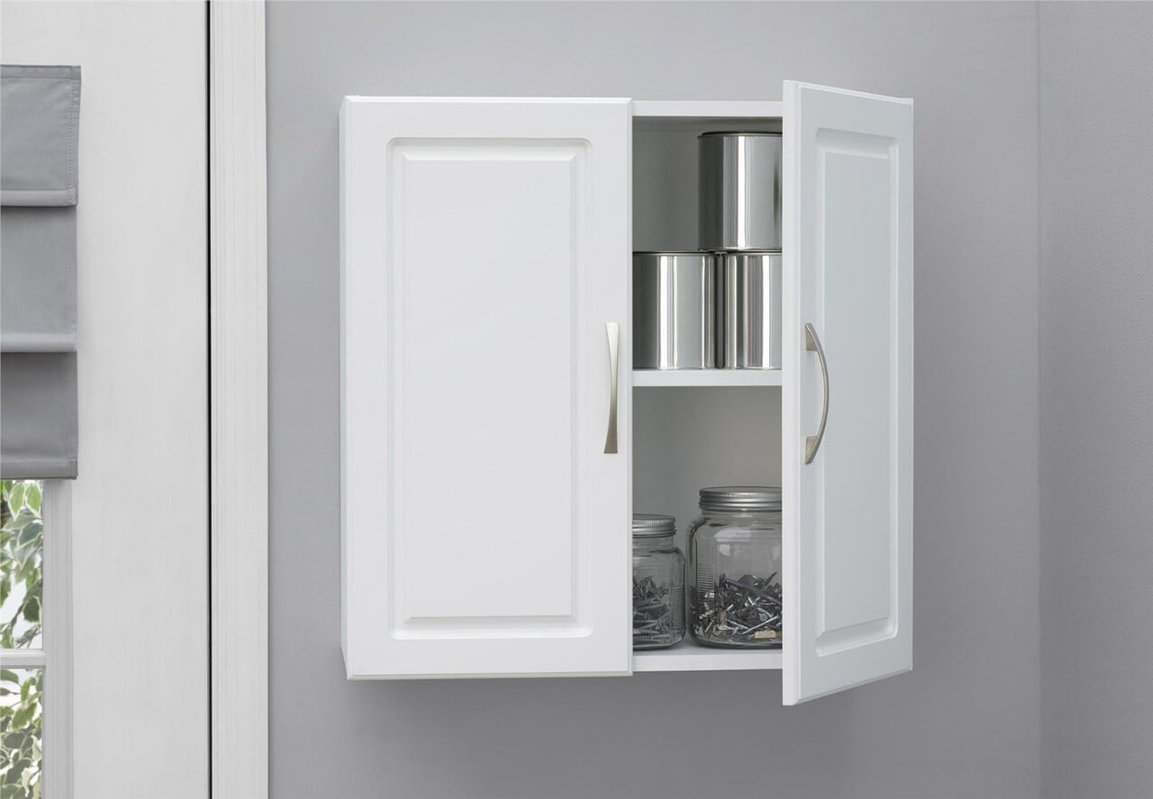 Wall Cabinets For Bathrooms 26 Best Bathroom Storage Cabinet Ideas For 2019