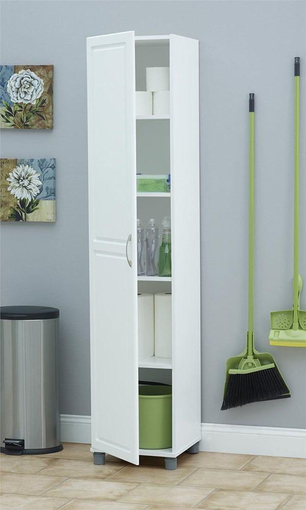 Bathroom Storage Cabinet Ideas 2019
