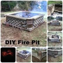 Diy Firepit Ideas And Design 2019