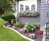 front yard planter ideas