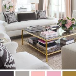 Color For Living Rooms High Room Chairs 7 Best Scheme Ideas And Designs 2019 1 Pretty With Pink
