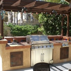 Backyard Kitchen Designs Countertops Pictures 27 Best Outdoor Ideas And For 2019 1 Barbecue Grill Prep Station