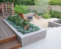 Built-in Planter Ideas And Design 2019