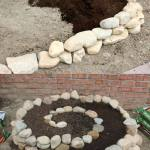 23 Best Diy Garden Ideas And Designs With Rocks For 2021