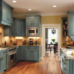 Rustic Kitchen Cabinet Samsung Appliance Package 27 Best Ideas And Designs For 2019 Mediterannean Blue