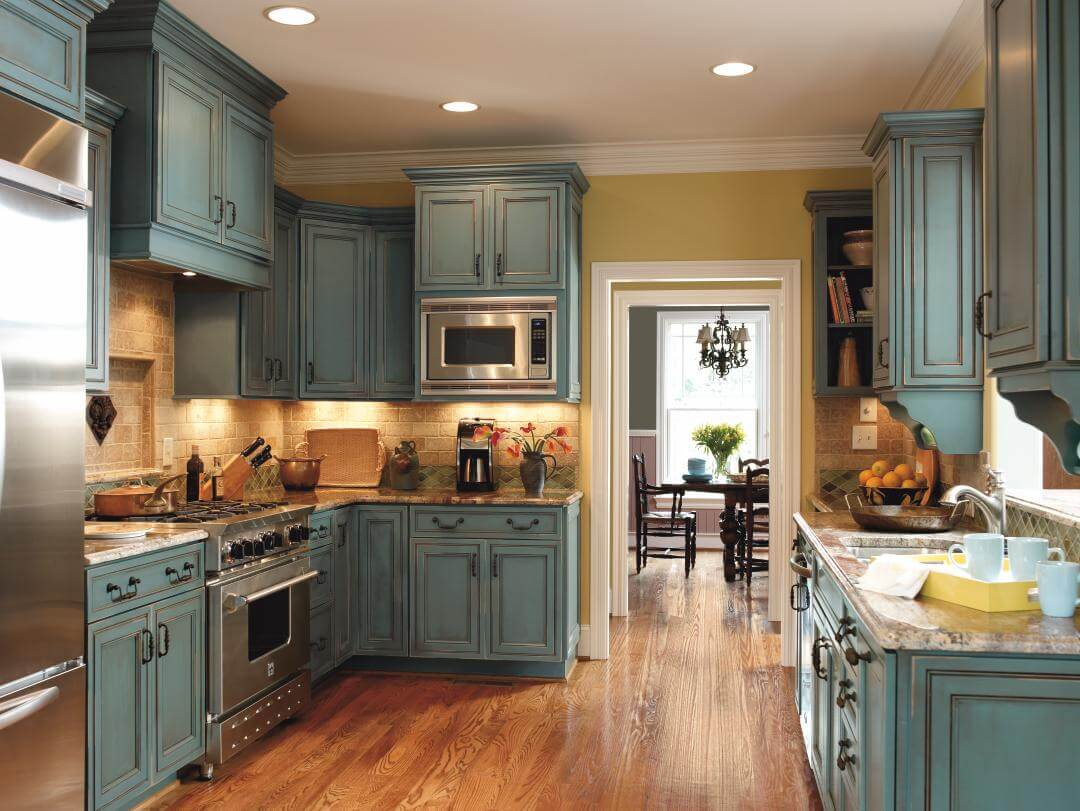 rustic kitchen cabinet knife 27 best ideas and designs for 2019 mediterannean blue
