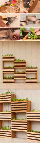 32 Best Diy Pallet And Wood Planter Box Ideas And Designs For 2020