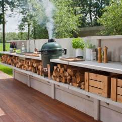 Outdoor Kitchens Ideas Undermount Stainless Steel Kitchen Sink 27 Best And Designs For 2019 10 Built In Deck Countertop With Storage Shelves