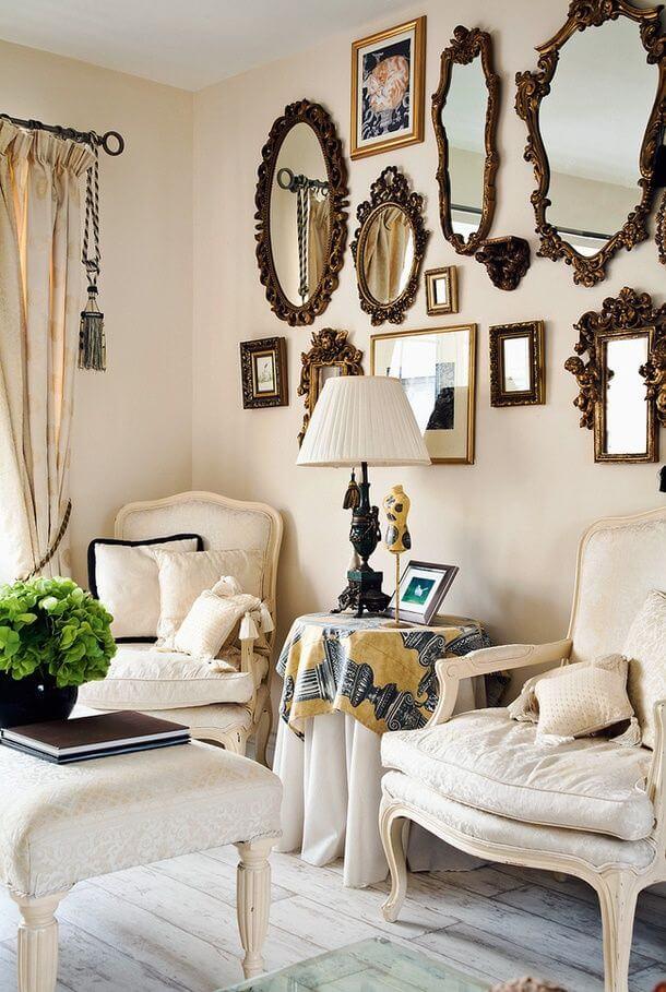 33 best mirror decoration