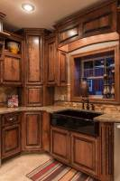 27 Best Rustic Kitchen Cabinet Ideas and Designs for 2020