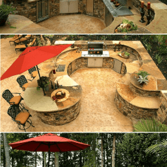 Outdoor Kitchens Ideas Home Styles Kitchen Cart 27 Best And Designs For 2019 Pool Bar