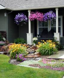 Front Yard Landscaping Ideas And Garden Design