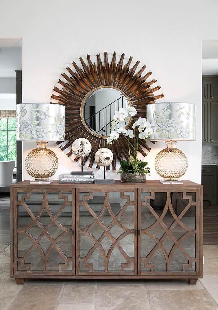 mirrored cabinets living room interior design ideas apartment 33 best mirror decoration and designs for 2019 bronze sunburst