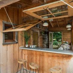 Backyard Kitchen Designs Fruit Basket 27 Best Outdoor Ideas And For 2019 Bar With Retractable Windows