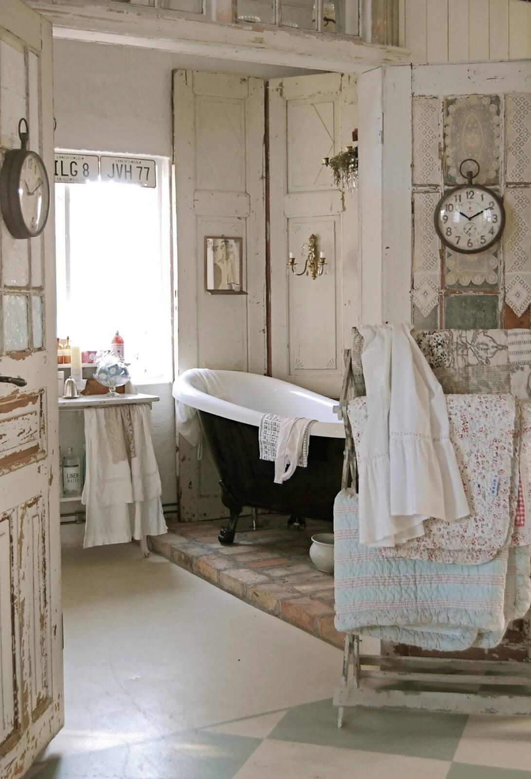 title | Shabby Chic Bathroom
