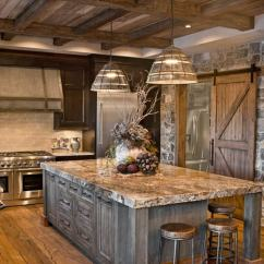 Rustic Kitchen Cabinet Compact Kitchens Nz Wood Cabinets 27 Best Ideas And Designs For 2019