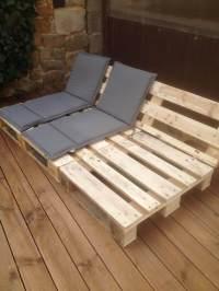 Outdoor Pallet Furniture | www.pixshark.com - Images ...