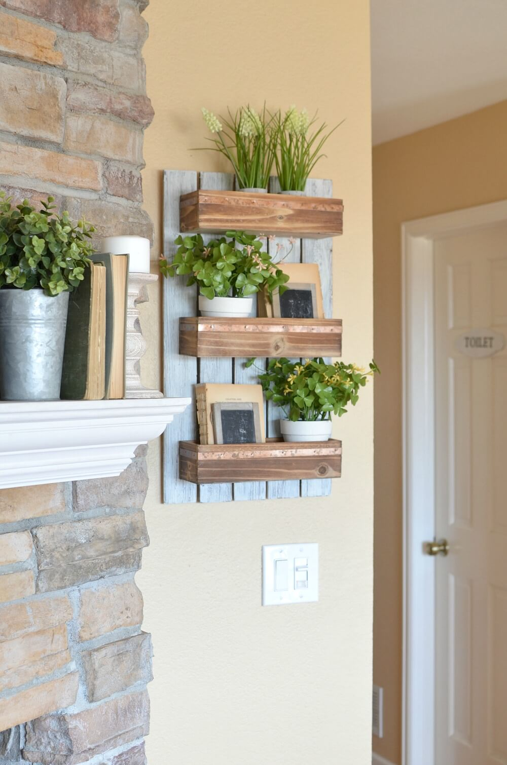 living room wooden ideas small traditional decorating 35 best farmhouse decor and designs for 2019 shelf